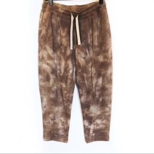 ATM Collection Women's Mushroom Tie Sweatpants